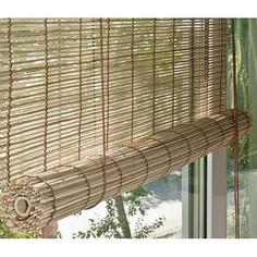 Штора рулонная Бамбук Эскар