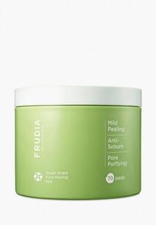 Пилинг для лица Frudia с зеленым виноградом (70шт)