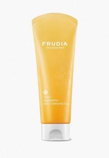 Пенка для умывания Frudia с цитрусом, придающая сияние коже, 145 г