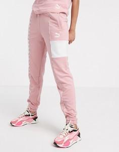 Спортивные штаны Puma XTG-Розовый