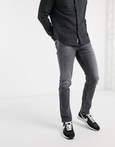 Узкие джинсы Replay-Серый