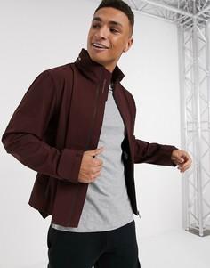 Водоотталкивающая куртка BOSS-Красный
