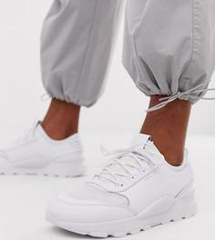 Белые кроссовки Puma RS-0 sound-Белый