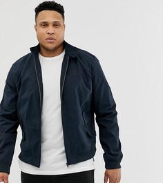 Куртка Харрингтон French Connection Plus-Темно-синий