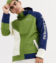 Зеленая куртка Columbia-Мульти