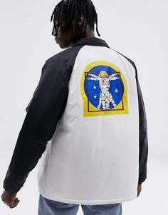 Черная спортивная куртка Vans x Space Voyager Torrey VN0A3HXZWUZ1-Черный