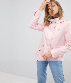 Легкий анорак Vero Moda-Розовый