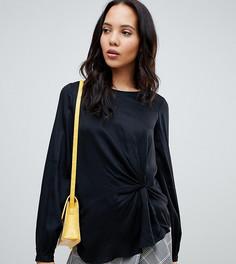 Блузка Vero Moda Tall-Черный
