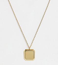 Позолоченное ожерелье Orelia-Золотой