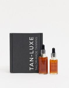 Автозагар для лица и тела среднего/темного оттенка со скидкой 26% Tan Luxe-Бесцветный