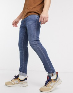 Темно-синие джинсы скинни Nudie Jeans Co-Синий