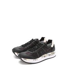 Кроссовки Premiata Комбинированные кроссовки Conny на шнуровке Premiata