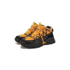 Кроссовки Kenzo Комбинированные кроссовки Inka Kenzo