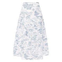 Юбки Kenzo Хлопковая юбка Kenzo