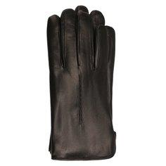 Перчатки Sermoneta Gloves Кожаные перчатки с меховой подкладкой Sermoneta Gloves
