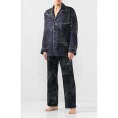 Пижамы Brioni Шелковая пижама Brioni
