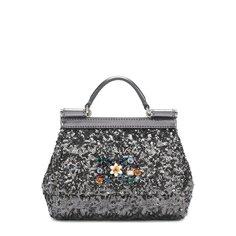 Сумки Dolce & Gabbana Сумка Sicily mini Dolce & Gabbana