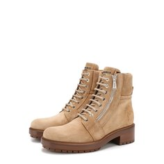 Ботинки Balmain Замшевые ботинки Army на шнуровке Balmain