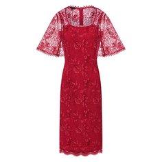 Платья Escada Кружевное платье Escada