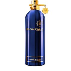 Парфюмерная вода Amber & Spices Montale