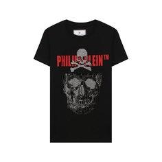 Футболки Philipp Plein Хлопковая футболка Philipp Plein