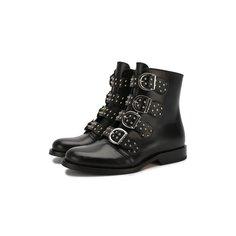Кожаные ботинки Gallucci