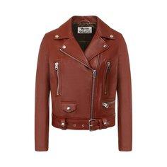 Куртки Acne Studios Кожаная куртка Acne Studios