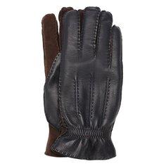 Перчатки Brunello Cucinelli Кожаные перчатки с кашемировой подкладкой Brunello Cucinelli