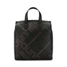 Сумки-шоперы Dunhill Текстильная сумка Dunhill