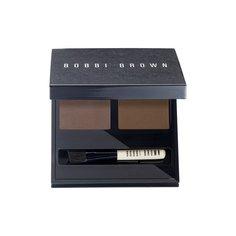 Палетки для бровей Bobbi Brown Набор теней и аксессуаров для коррекции бровей Dark Bobbi Brown