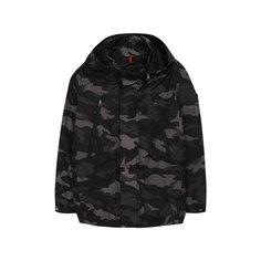 Куртки Moncler Enfant Ветровка с капюшоном Moncler Enfant