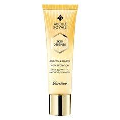 Антивозрастной уход Guerlain Защитное средство для лица SPF 50+ Abeille Royale Guerlain