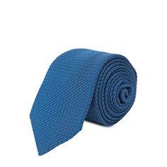 Галстуки Lanvin Шелковый вязаный галстук Lanvin