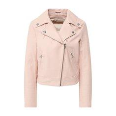 Куртки Yves Salomon Кожаная куртка Yves Salomon