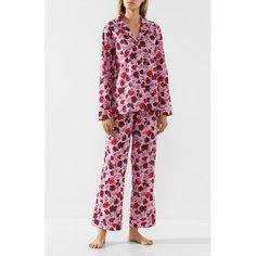 Хлопковая пижама YOLKE