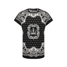 Футболки Dolce & Gabbana Хлопковая футболка Dolce & Gabbana