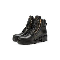 Кожаные ботинки Army Balmain