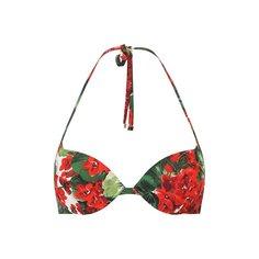 Раздельные купальники Dolce & Gabbana Бра с плотной чашкой Dolce & Gabbana