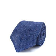 Галстуки Kiton Кашемировый галстук Kiton
