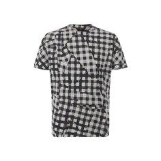 Футболки Zegna Couture Хлопковая футболка Zegna Couture