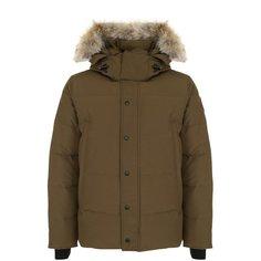 Пуховая куртка Wyndham Canada Goose