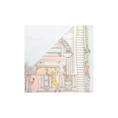 Постельные принадлежности Atelier Choux Хлопковая пеленка Atelier Choux