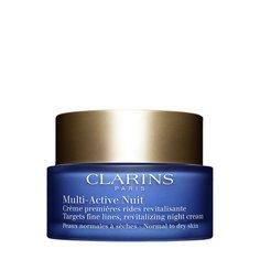 Увлажнение / Питание Clarins Ночной крем Multi-Active для нормальной/сухой кожи Clarins