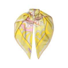 Платки Emilio Pucci Шелковый платок Emilio Pucci