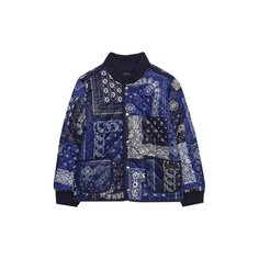 Куртки Polo Ralph Lauren Стеганый бомбер Polo Ralph Lauren