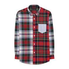Рубашки Il Gufo Хлопковая рубашка Il Gufo