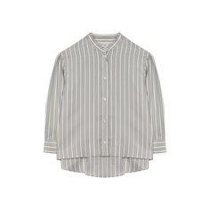 Блузы Brunello Cucinelli Шелковая блузка Brunello Cucinelli