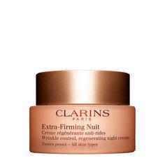 Антивозрастной уход Clarins Регенерирующий ночной крем против морщин Extra-Firming Nuit Clarins
