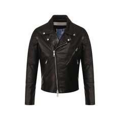 Куртки Giorgio Brato Кожаная куртка Giorgio Brato