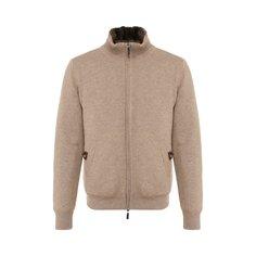 Кашемировая куртка c меховой подкладкой Svevo